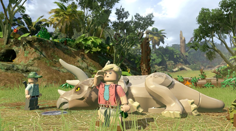LEGO Jurassic World - Image 3