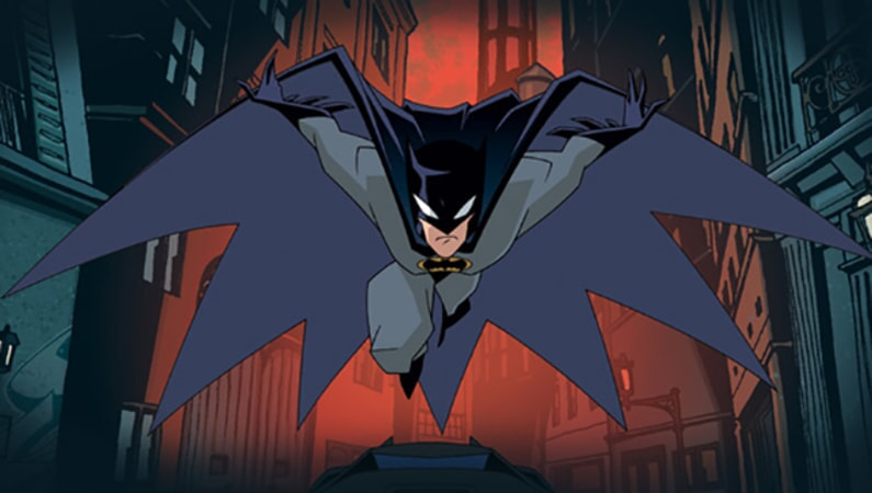 The Batman: Season 1 - Image - Image 1