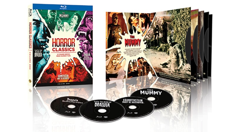 Horror Classics, Volume One Collection - Image - Image 1