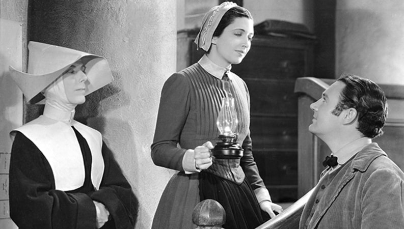 Kay Francis in The White Angel