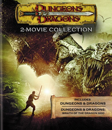 Dungeons & Dragons: Movie Collection - Image - Image 1