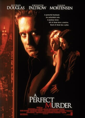 A Perfect Murder - Poster 1