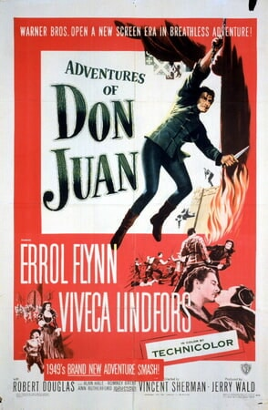 Adventures of Don Juan - Image - Image 10