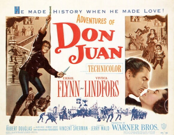Adventures of Don Juan - Image - Image 13