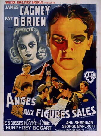 Angels with Dirty Faces - Poster 1