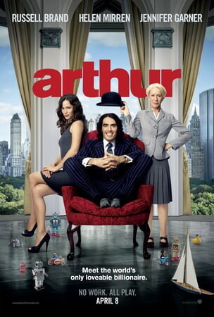 Arthur (2011) - Poster 1