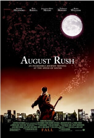 August Rush - Poster 1