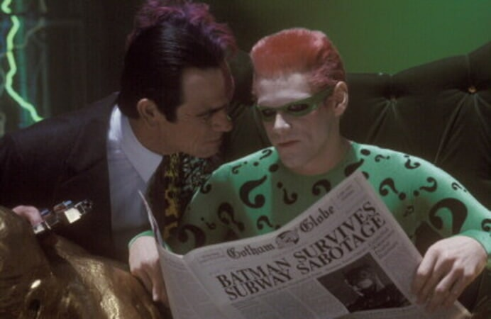 Batman Forever- Warner Bros.