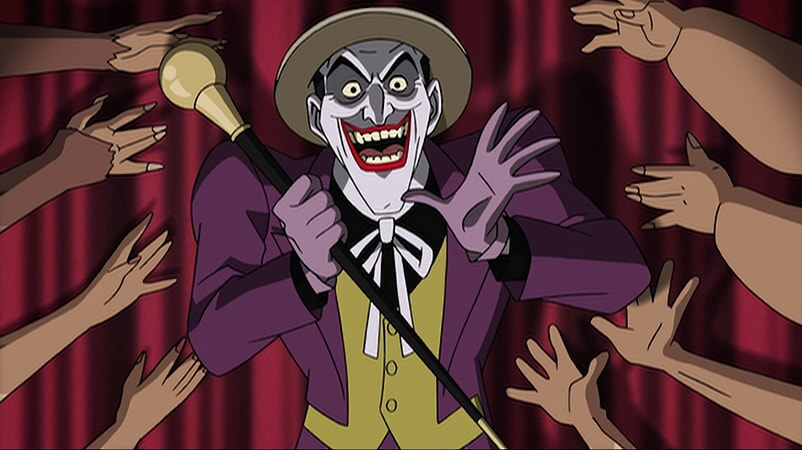 batman: the killing joke, based on one of the bestselling graphic novels of all-time, arrives on Digital HD July 26 and on Blu-ray/DVD August 2