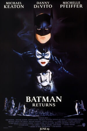 Batman Returns - Poster 1