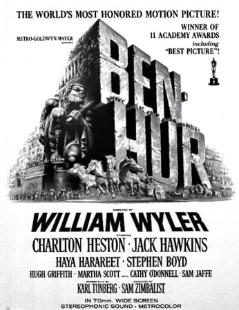 Ben-Hur - Poster 3