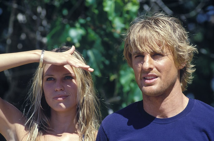 sara foster and owen wilson in the big bounce