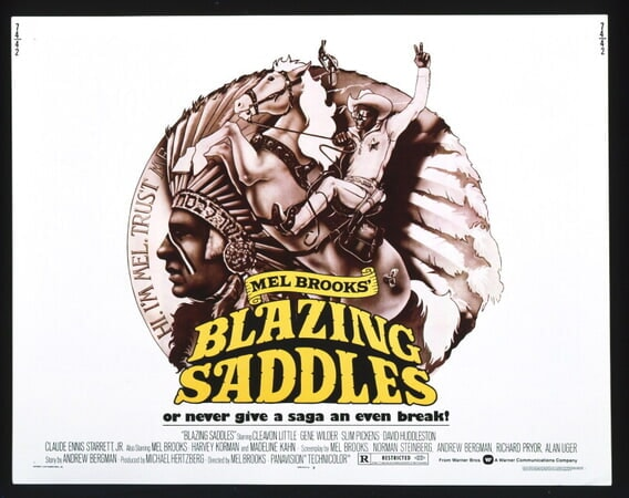 Blazing Saddles - Image - Image 12