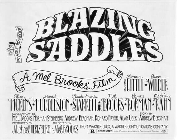 Blazing Saddles - Image - Image 14