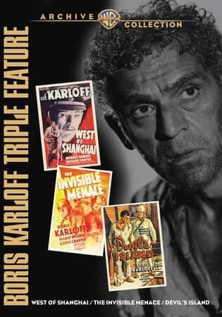 Boris Karloff Triple Feature - Image - Image 1