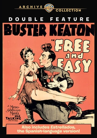 Buster Keaton: Free and Easy/ Estrellados Double Feature - Image - Image 1