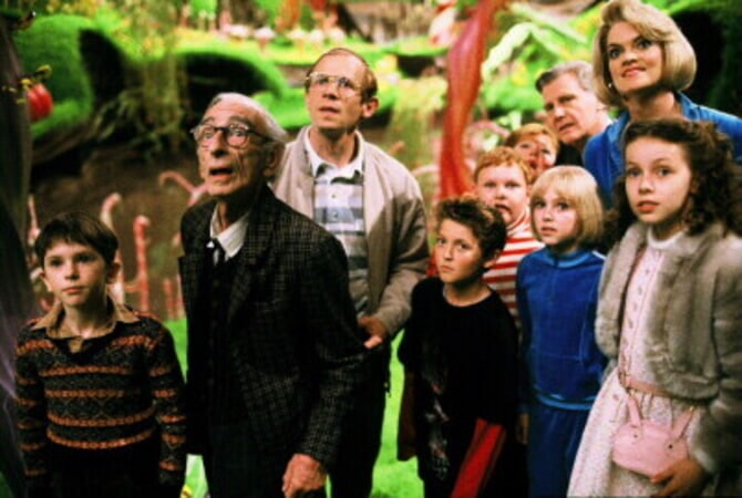 Charlie and the Chocolate Factory - Image - Image 1