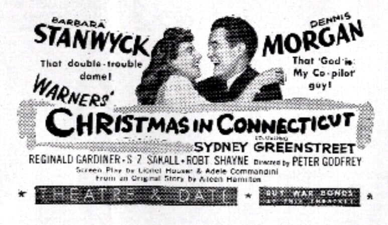 Christmas in Connecticut (1945) - Image - Image 13