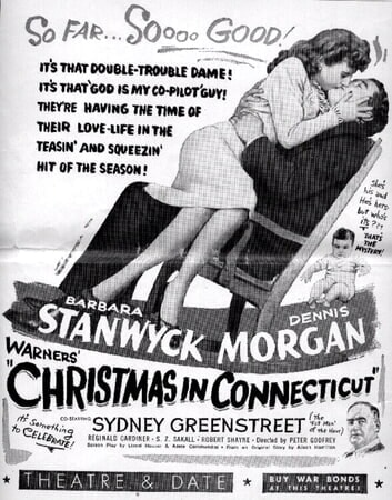 Christmas in Connecticut (1945) - Image - Image 4