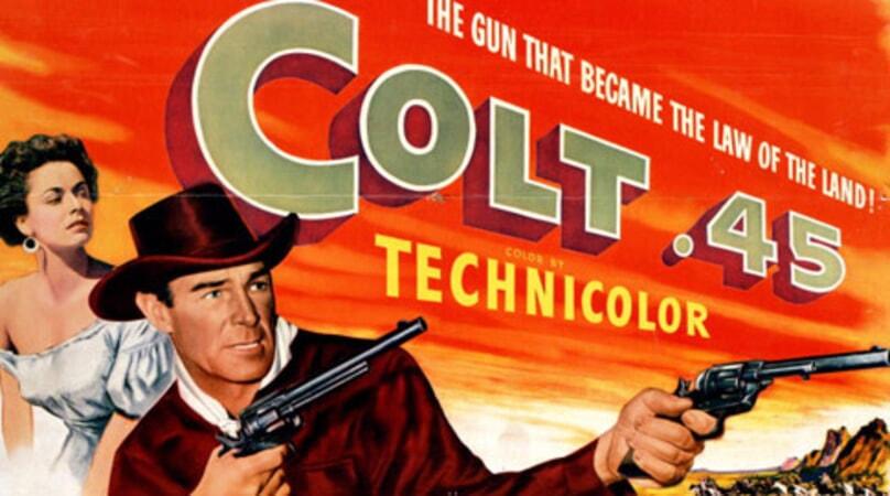 Colt .45 - Image - Image 1