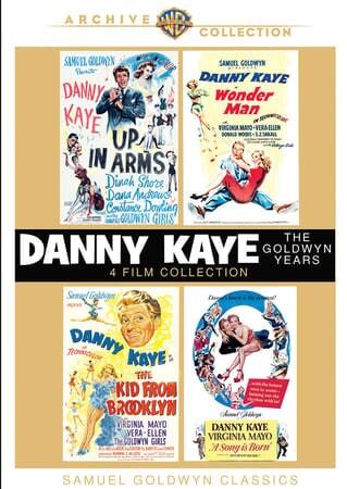 Danny Kaye: the Goldwyn Years - Image - Image 1