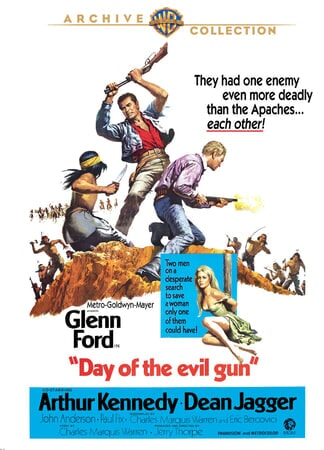 Day of the Evil Gun - Image - Image 1