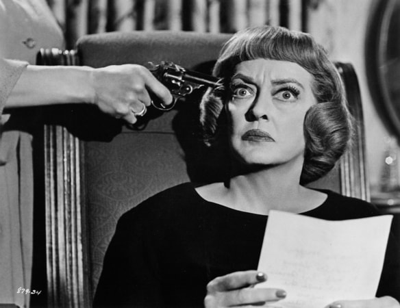 bette davis stars in a dual role in the psychological thriller, dead ringer, on digital and dvd