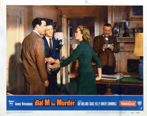 Dial M for Murder - Image - Image 5