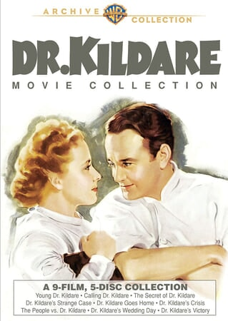 Dr. Kildare Movie Collection - Image - Image 1