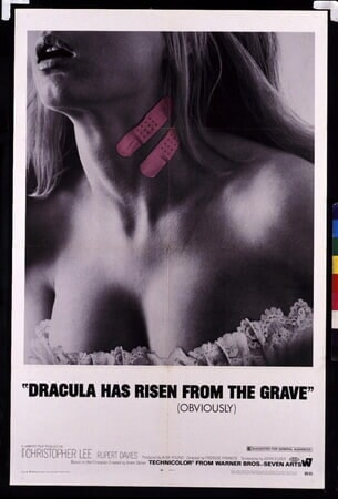 Dracula Has Risen from the Grave - Image - Image 1