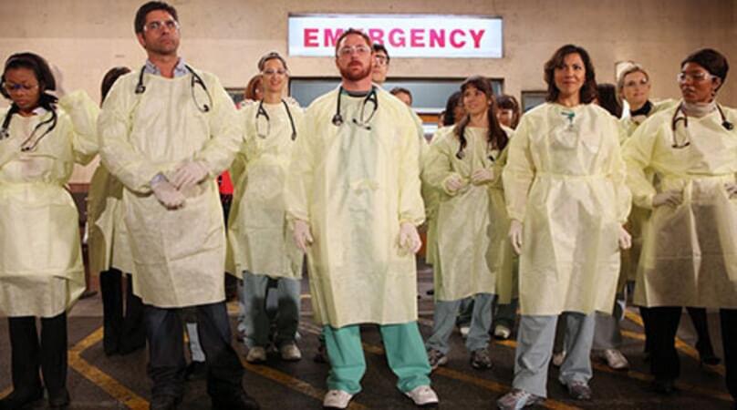 ER: Season 15 - Image - Image 1