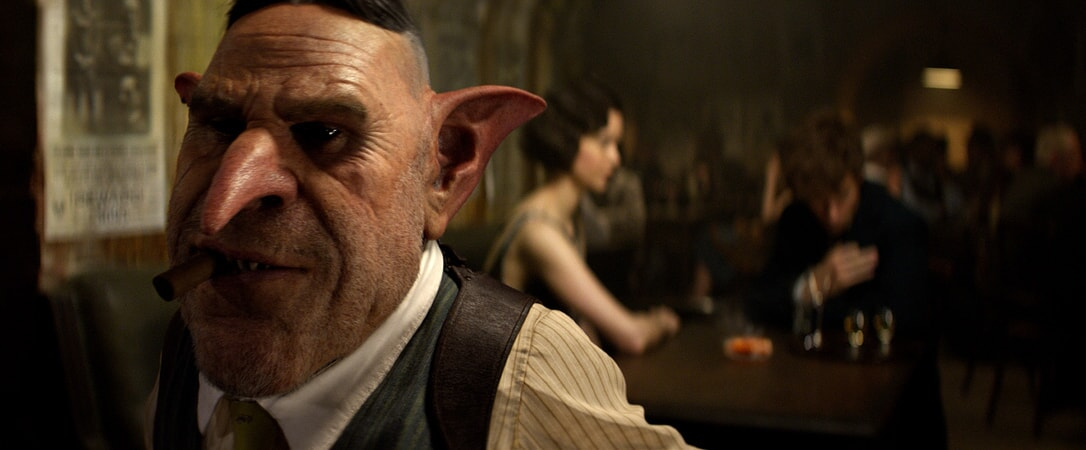 "The goblin Gnarlak (voiced by RON PERLMAN) in Warner Bros. Pictures' fantasy adventure ""FANTASTIC BEASTS AND WHERE TO FIND THEM,"" a Warner Bros. Pictures release."