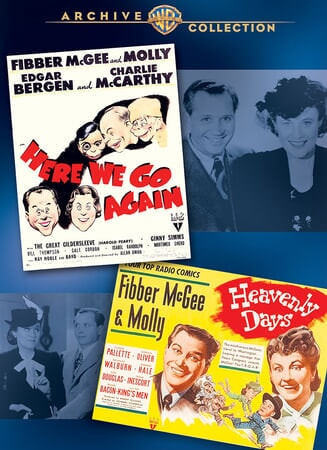 Fibber Mcgee and Molly Double Feature - Image - Image 1