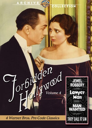 Forbidden Hollywood Collection: Volume 4 - Image - Image 1