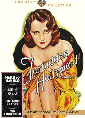 Forbidden Hollywood Collection: Volume 5 - Image - Image 1