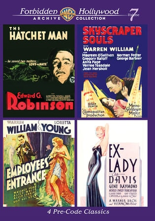 Forbidden Hollywood Collection: Volume 7 - Image - Image 1