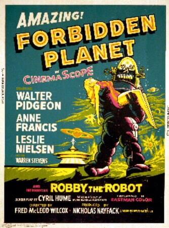Forbidden Planet - Image - Image 8