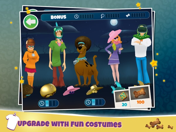 Scooby Doo Mystery - Costumes