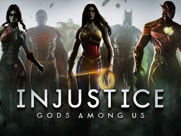Injustice Gods Among Us Screenshot 1