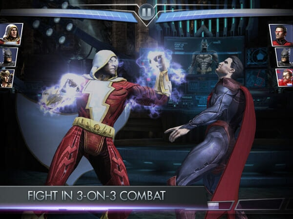 Injustice Gods Among Us Screenshot 3
