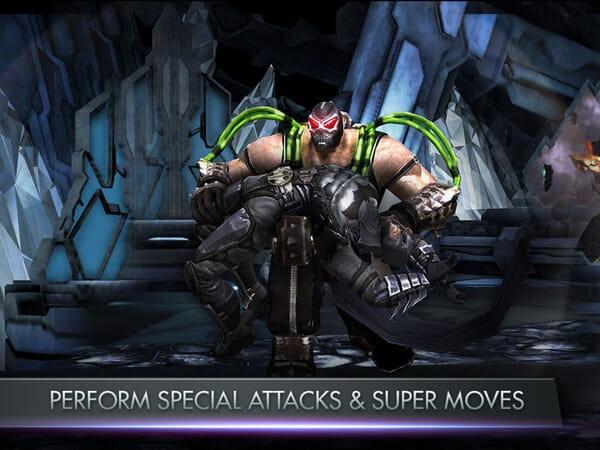 Injustice Gods Among Us Screenshot 4