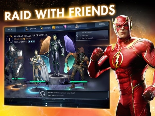 Raid with Friends