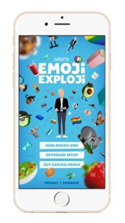 Ellen's Emoji Exploji - Image - Image 1