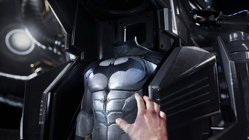 Batman: Arkham VR - Batman Suit
