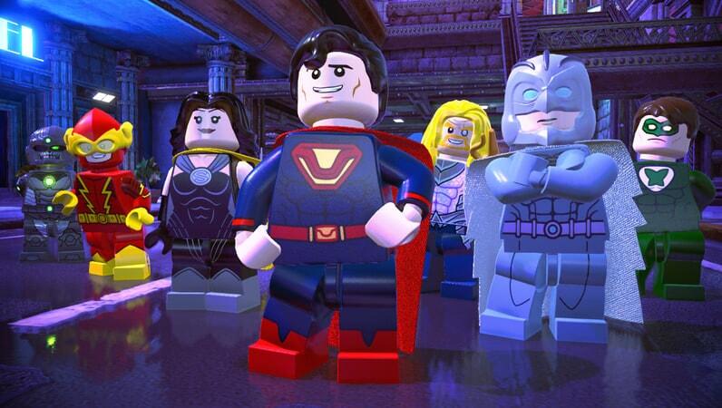 LEGO DC Super Villains - Screenshot 1