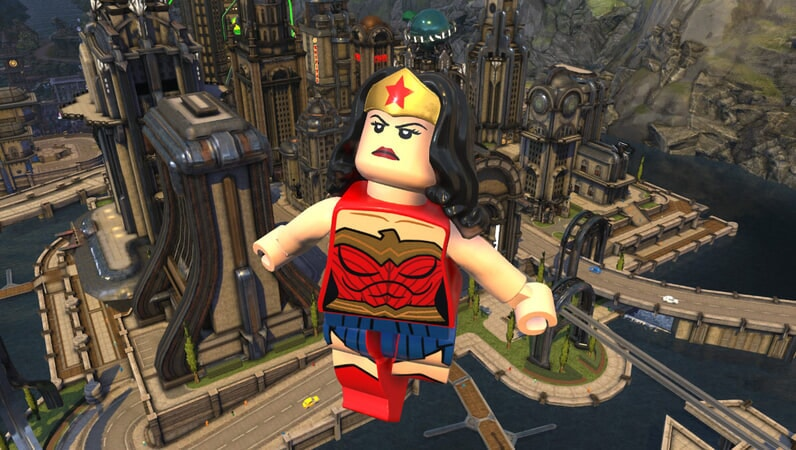 LEGO DC Super Villains - Screenshot 2