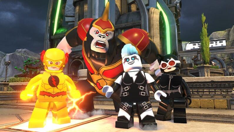 LEGO DC Super Villains - Screenshot 3