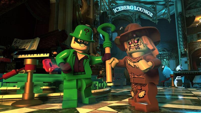 LEGO DC Super Villains - Screenshot 4