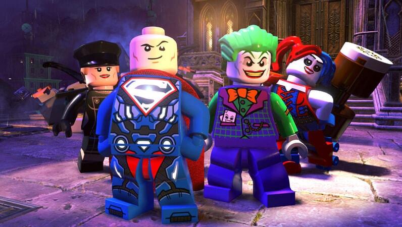LEGO DC Super Villains - Screenshot 5