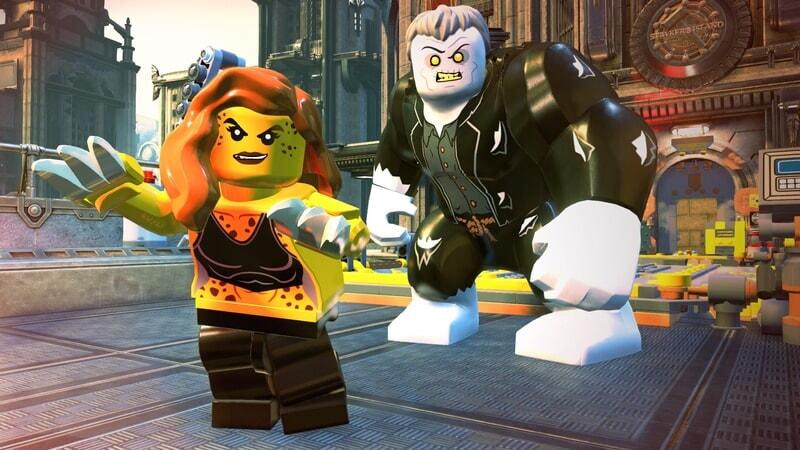 LEGO DC Super Villains - Screenshot 6